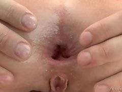 Sexy Jada Stevens owns cock starving asshole.
