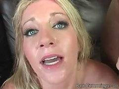 In this porn video you can see admirable whore