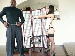 Agent Steele was tracking Asa Akira for years and it`s the moment he waited for.