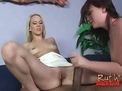 Ruth Blackwell replaces Cherish Lay on big black dick.