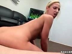 This young slutie loves deep anal massage.
