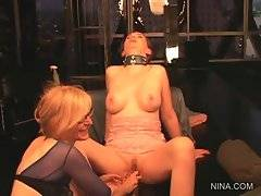 This lovely redhead milf adores to have her pussy penetrated.