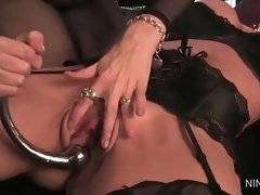 Older whore Deauxma likes to play submissive part.