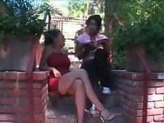 Sexy cock hungry chick attacks her girlfriend`s tough brother.