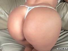 Hot Angelina with delicious big ass is more than ready to get fucked.