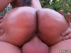 Awesome black chick Alix Amillion is fond of passionate fucking.