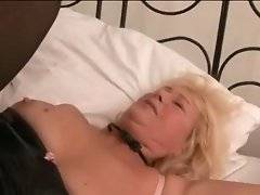 Turned on fellow thoroughly penetrates cock loving aged chick.