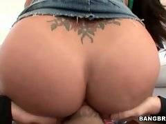 Amazing Asian milf swallows cock while sitting on other dude`s face.