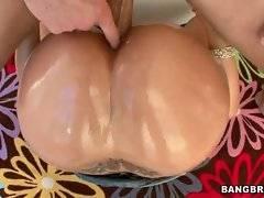 Hot looking fleshy Asian milf Jessica Bangkok loves to get fucked hard.