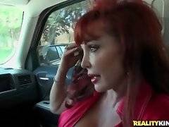 Curvaceous lady Vanessa Bella confesses she`s horny all the time.
