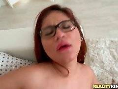 Naughty Selena Kyle loves to feel hard dick inside her pussy.