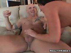 Savannah Stern loves to feel hard dong moving inside her cunt.