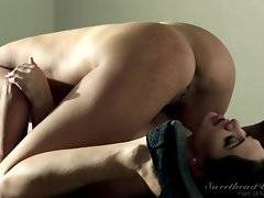 Sultry Anna Morna trapped in an Eastern-European prison with a diabolical prison guard Lea Lexis...